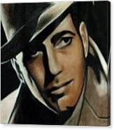 Humphrey Bogart Canvas Print