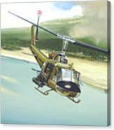 Hunter Hueys Canvas Print