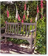 Huntington Spring Canvas Print