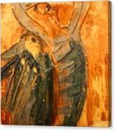 Hurrah - Tile Canvas Print