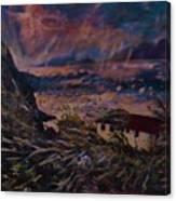 Hurricane Ballast  Canvas Print