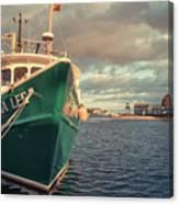 Hyannis Harbor Cape Cod Massachusetts Canvas Print