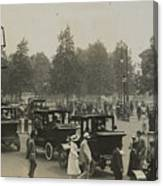 Hyde Park Corner Canvas Print
