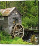 Hyde's Mill Canvas Print