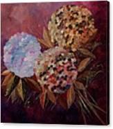 Hydrangeas 880130 Canvas Print