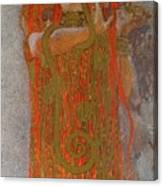 Hygieia Canvas Print