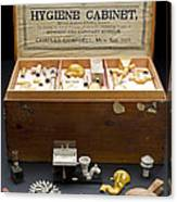 Hygienic Sanitary Appliances, 1895 Canvas Print