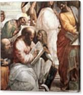 Hypatia Of Alexandria, Mathematician Canvas Print