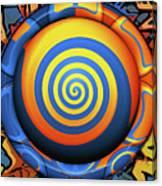 Hypnotrippery Canvas Print