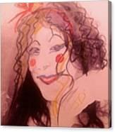 I Am A Clown  Canvas Print