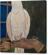 I  Am  Bird Canvas Print