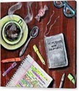 I Am Jehovahs Friend  Canvas Print