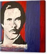 I Am Ron Burgundy Canvas Print