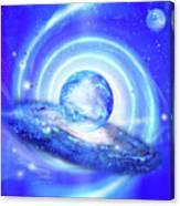 I Am Sempiternal Light Canvas Print