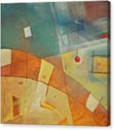 I Claudia Canvas Print
