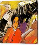 I Dreamt Of Oscar Wilde Canvas Print