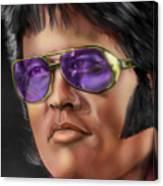 I Remember Elvis Canvas Print
