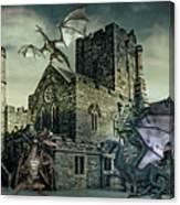 I See Dragons Canvas Print