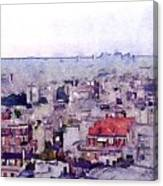 I Still Have Paris Canvas Print