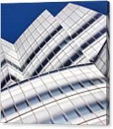 Iac Building Canvas Print
