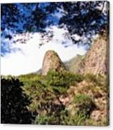 Iao Valley Canvas Print