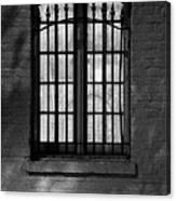 Iberville Shadows  Canvas Print