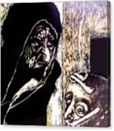 Ibhabitants of the Precipice Canvas Print