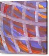 Tic Tac Toe Canvas Print