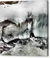 Ice 3 Canvas Print