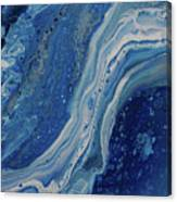 Ice Currents Canvas Print