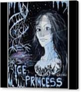 Ice Princess Canvas Print