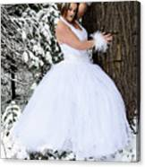 Ice Princess Sara 10 Canvas Print