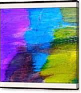 Iceberg Abstract Canvas Print
