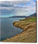 Iceland Landscape # 8 Canvas Print