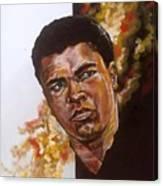 Icon Canvas Print