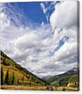 Iconic Colorado Canvas Print