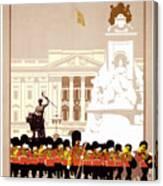 Iconic London  Canvas Print