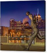 Iconic Pittsburgh Canvas Print