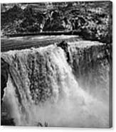 Idaho: Bridal Veil Falls Canvas Print