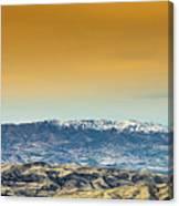 Idaho Landscape No. 2 Canvas Print