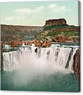 Idaho: Shoshone Falls Canvas Print