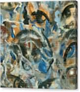 iEyeiiii's Canvas Print