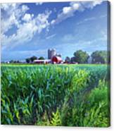 If Seasons All Were Summers Canvas Print