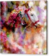 If Wishes Were Horses... Canvas Print