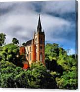 Iglesia Del Calvario Canvas Print