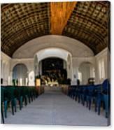 Iglesia San Andres Apostol - Apaneca 11 Canvas Print