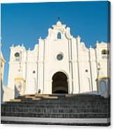 Iglesia San Andres Apostol - Apaneca 2 Canvas Print