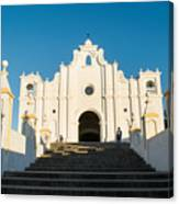 Iglesia San Andres Apostol - Apaneca 4 Canvas Print