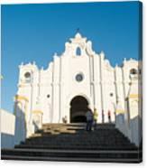 Iglesia San Andres Apostol - Apaneca Canvas Print