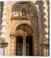 Iglesia San Francisco - Antigua Guatemala Viii Canvas Print